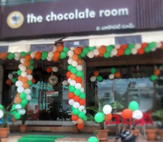The Chocolate Room in Karimnagar
