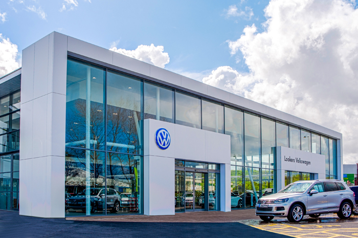 Volkswagen Showroom In Karimnagar