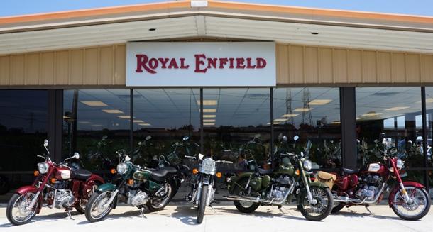 Royal Enfield Showroom In Karimnagar