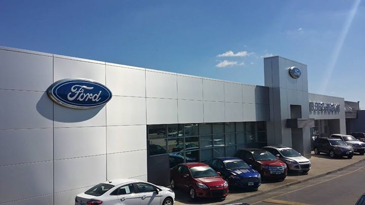 Ford Dealers & Showroom in Karimnagar